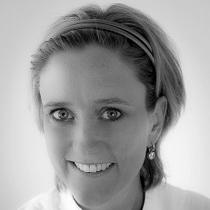 Mevrouw M. Bierings-Swaans, mondhygieniste